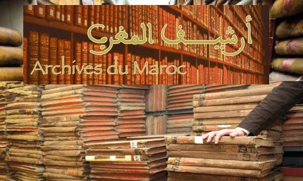 archives-maroc