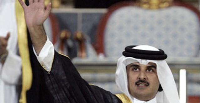 cheikh tamim bin ahmed al tani