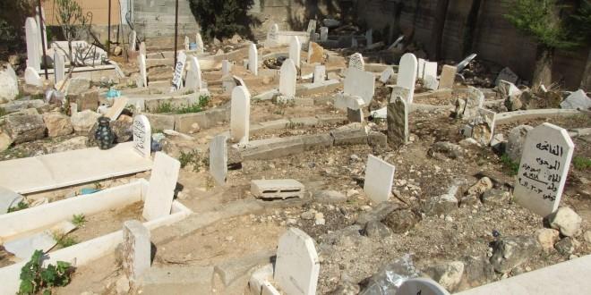 cimetière maroc