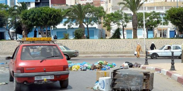 ordures maroc nador
