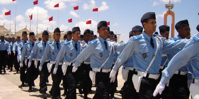 surete nationale maroc