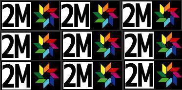 2m logo tv