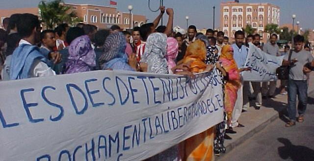 goulmim protestation