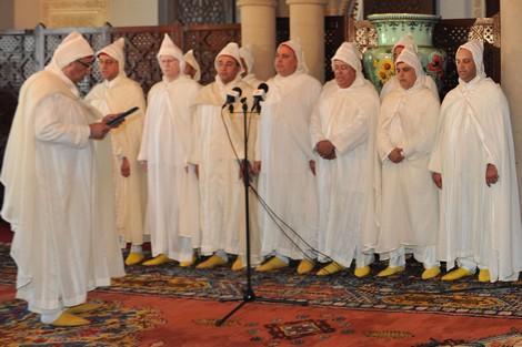 gouverneurs maroc