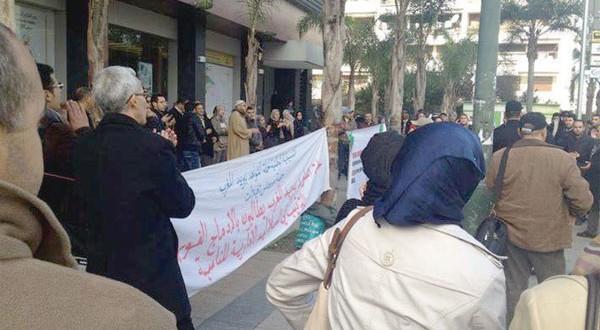 greve maroc dossier