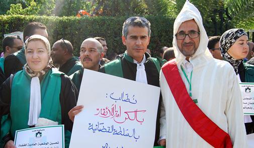 juges du maroc