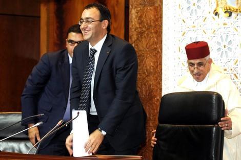 كريم غلاب رئيس مجلس النواب