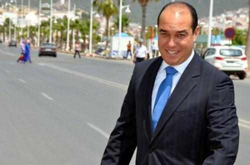 محمد أوزين وزير الشباب والرياضة