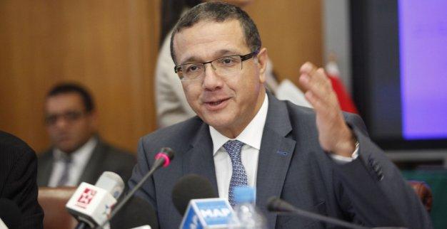 وزير المالية بوسعيد