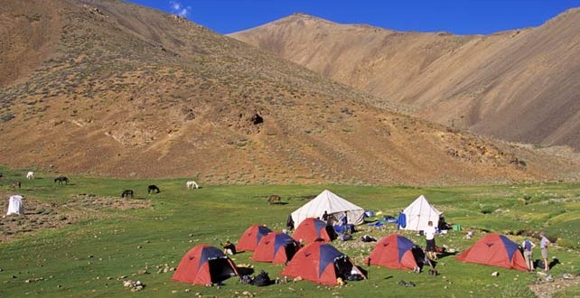 geologie maroc