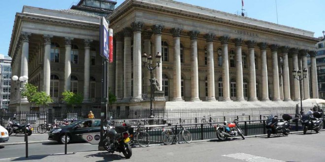 la bourse paris