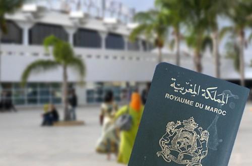 passport maroc mre