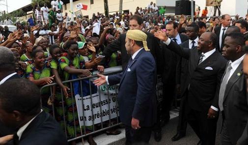 roi maroc afrique 2