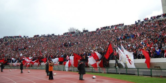 supporters wydad