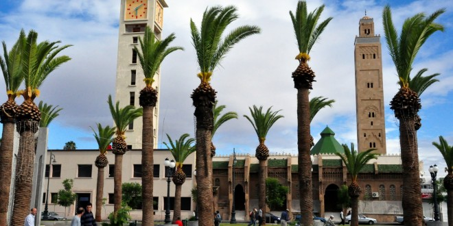 Oujda_Centre_ville_-_mosquee