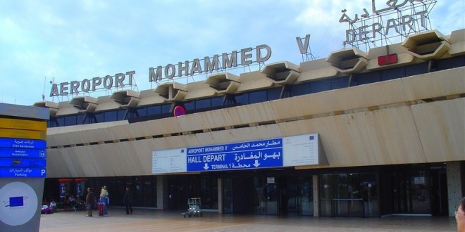 aéroport M5