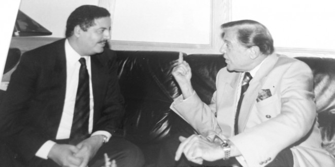 الصحفي رمزي صوفيا في حديث خاص مع حسن أبو أيوب