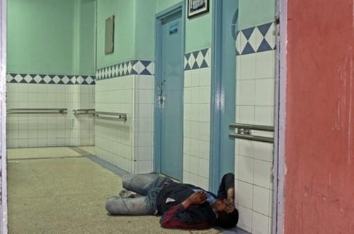 hopital couloir
