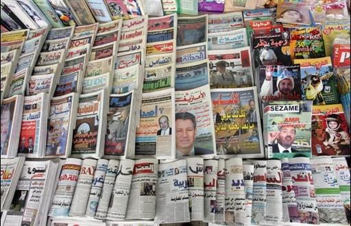 journaux maroc 03-14