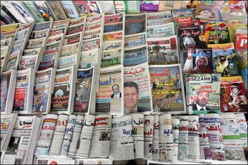 "Photo of الخطأ القاتل لشركة ""لارام"":  جرائد المغرب لا تقرأ في السماء"