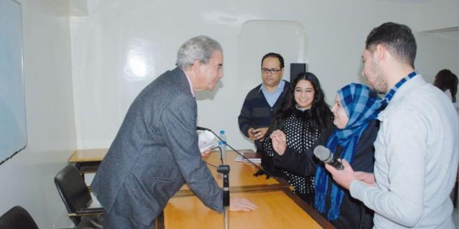 mutapha alaoui presse