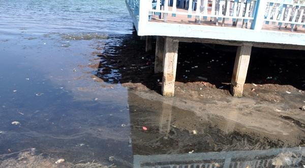 nador pollution eau