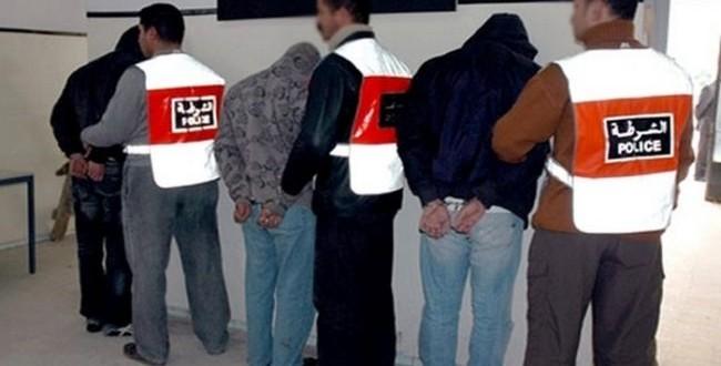 police contre tcharmil