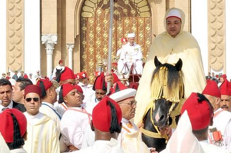 Photo of الملك والمخزن أية علاقة ؟