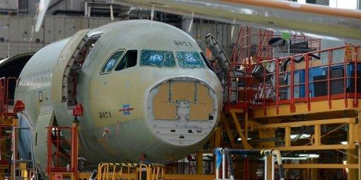 construction avion