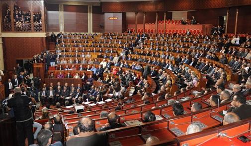 parlement_maroc