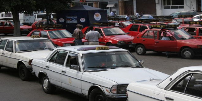taxis au maroc