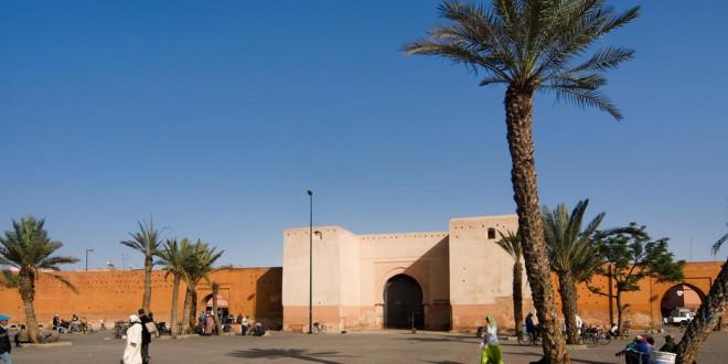 Bab Doukkala, Marrakech