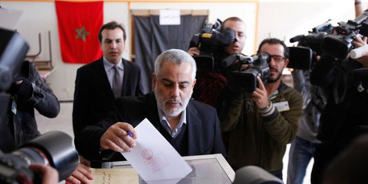benkirane elections