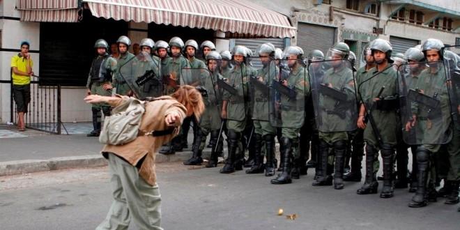 democratie maroc