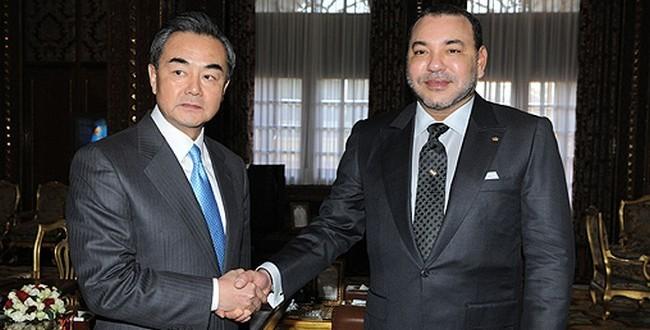 mohamed 6 president chinois