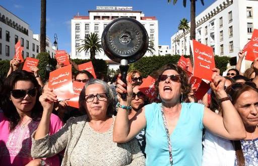 mouvement femmes maroc