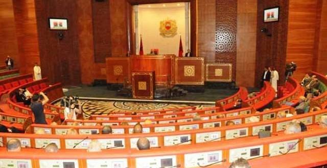 parlement 2012