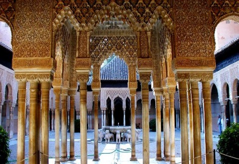 andalousie palais