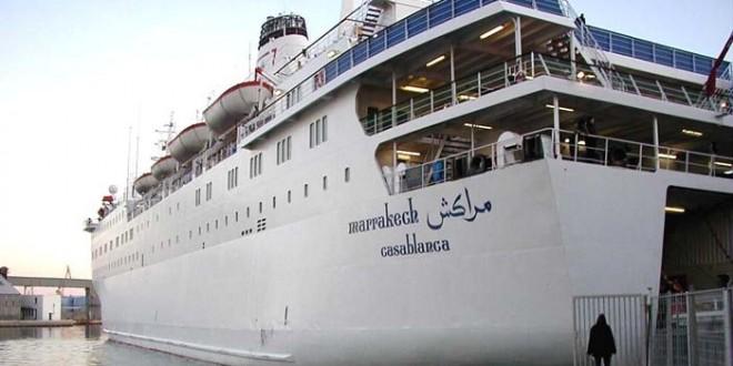 ferry marrakech