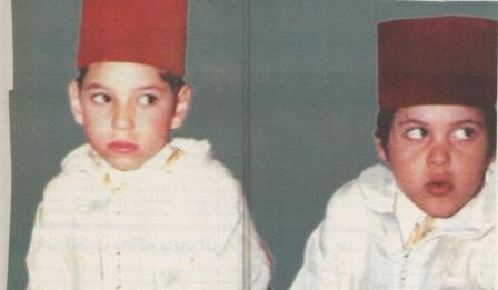 هل يمكن التفريق بين هذين الأميرين، سيدي محمد ومولاي هشام ((لقد حزن سيدي محمد لفراقي وأنا حزين جدا لفراقه)) (المذكرات)