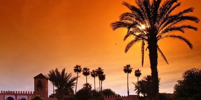 marrakech soleil