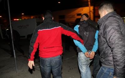 nador arrestation