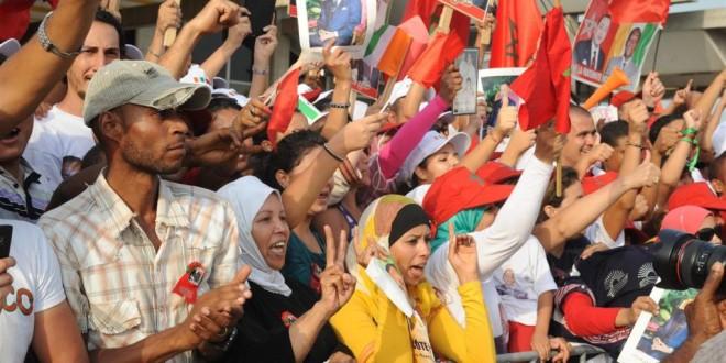 peuple marocain