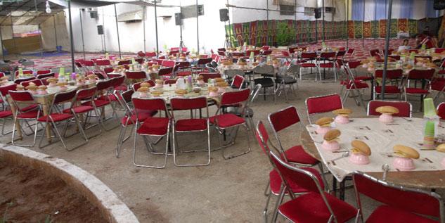 ramadan ftour tables