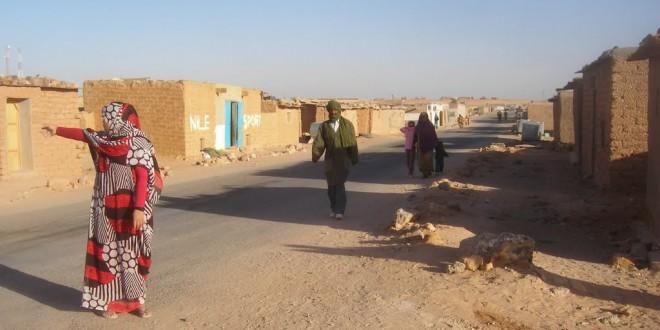 tindouf village