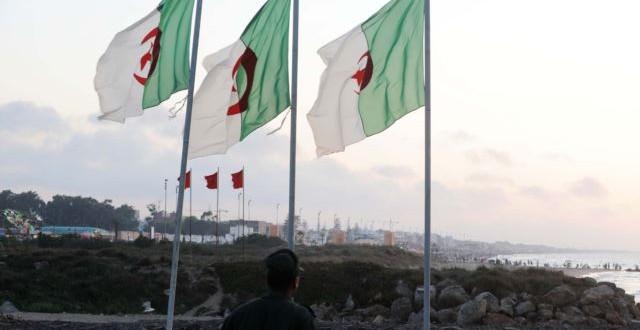 algerie maroc frontiere