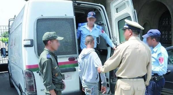 arrestation darak
