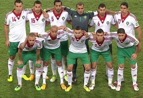 foot team morocco