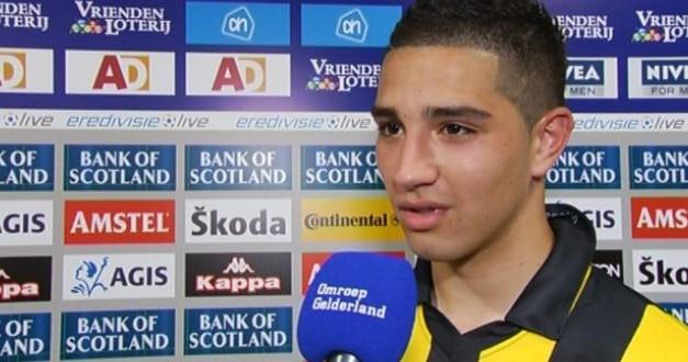 joueur marocain holland