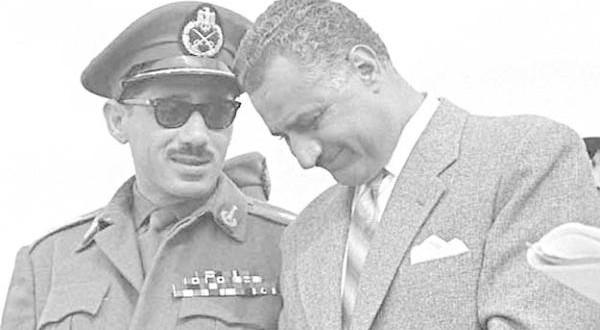 """عامر كان """"صديق العمر"""" لعبد الناصر"""